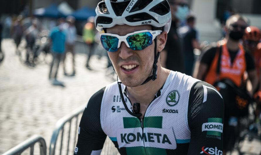 A Kometa-Xstra Cycling Team idén is részt vett a Tour de Hongrie-n