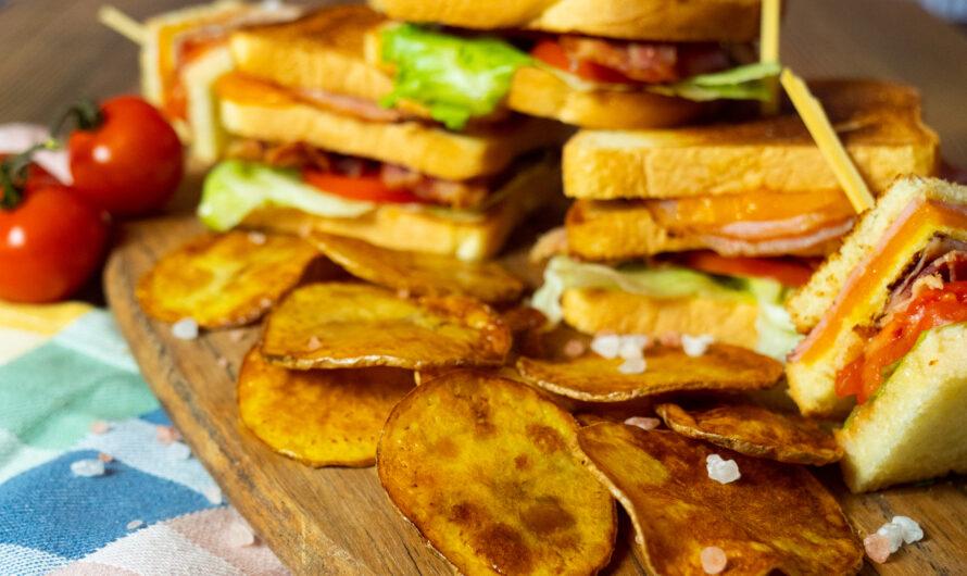 A Club szendvicse