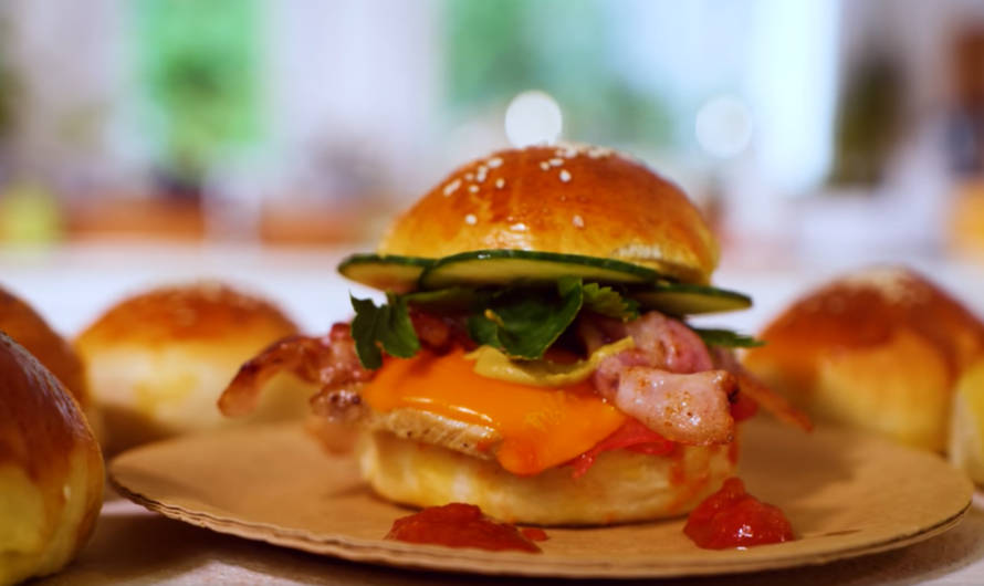A legtutibb hamburger buci